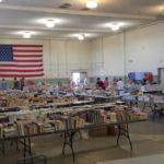 Annual Used Book Sale @ National Guard Armory | Alexandria | Minnesota | United States